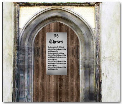Door with Thesus